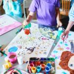 Arteterapia jako pomoc psychologiczna dla dzieci i młodzieży